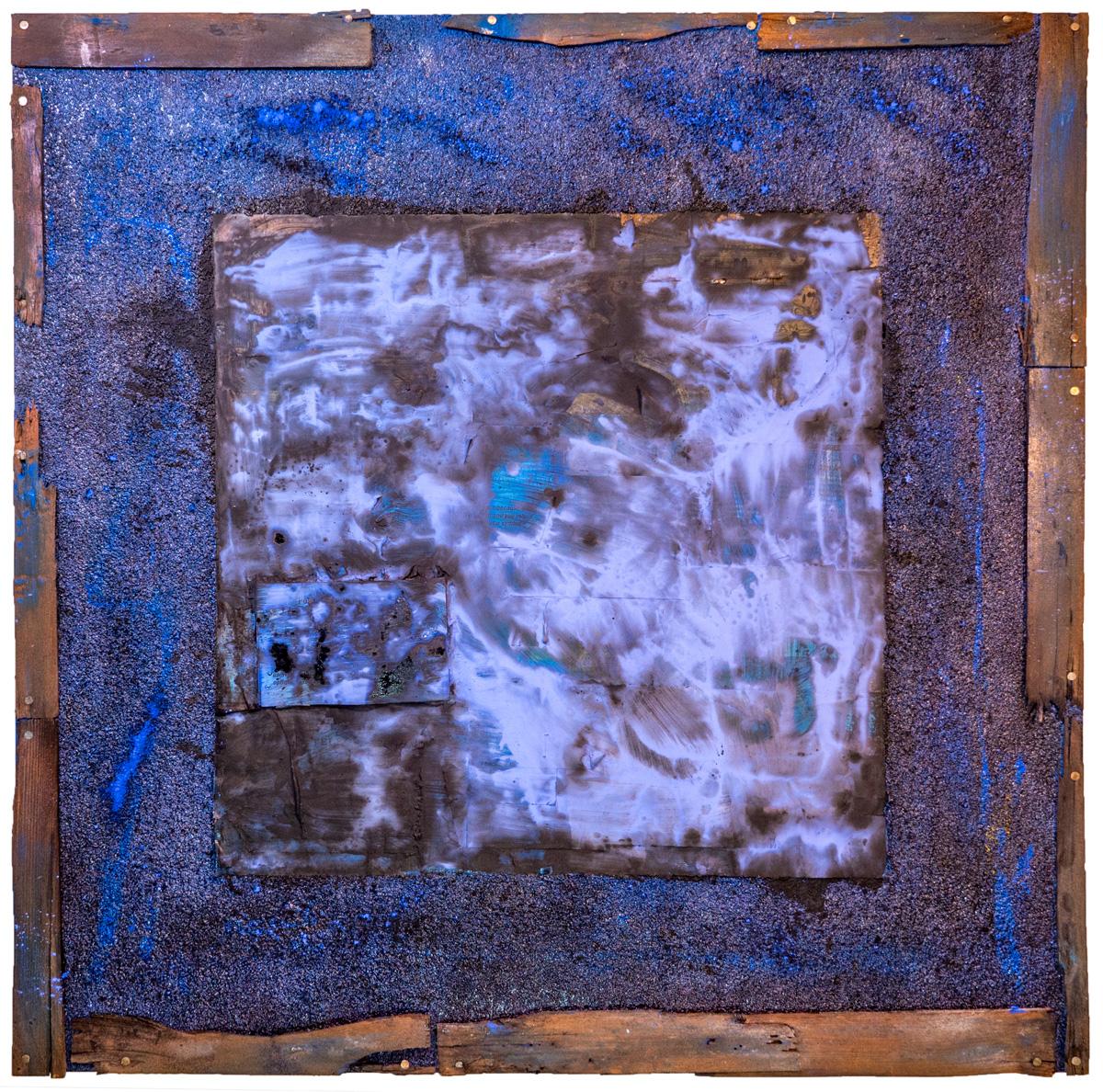 Blue Square Squared