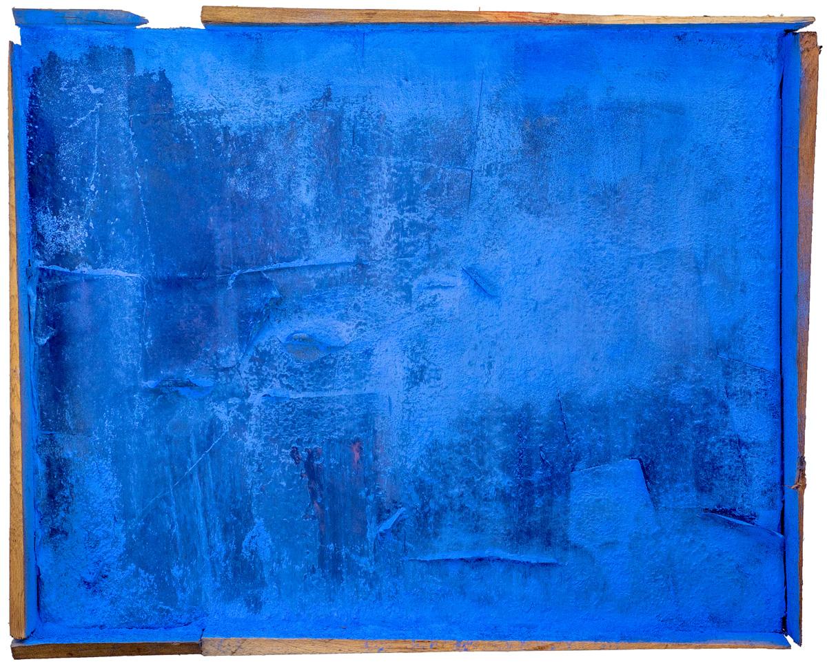 Blue, No. 2